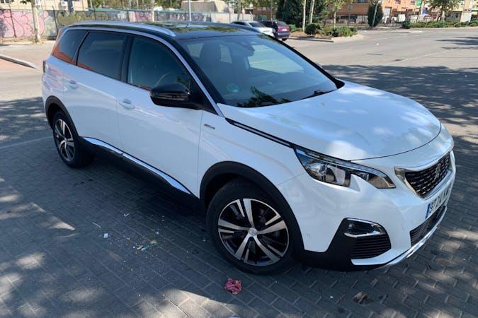 Alquiler barato de Peugeot 5008 cerca de 28400 Collado Villalba.