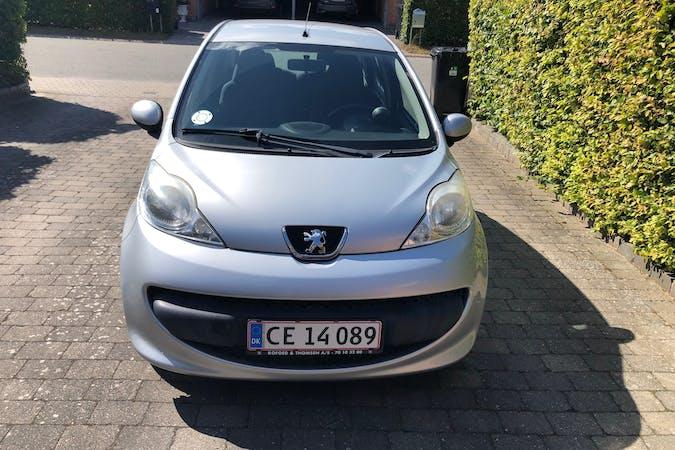 Billig billeje af Peugeot 107 nær 3520 Farum.
