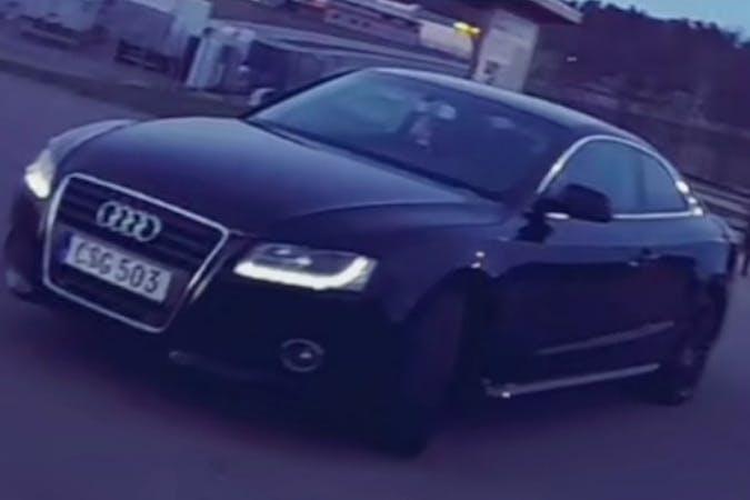 Billig biluthyrning av Audi A5 i närheten av 372 34 Västra Ronneby.