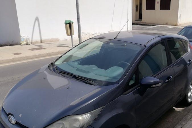 Alquiler barato de Ford Fiesta cerca de 35500 Arrecife.