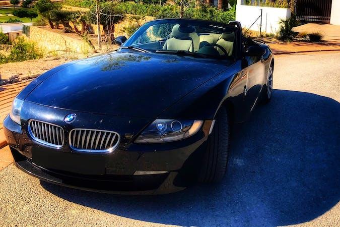 Alquiler barato de BMW Z4 con equipamiento Aire acondicionado cerca de 28222 Majadahonda.