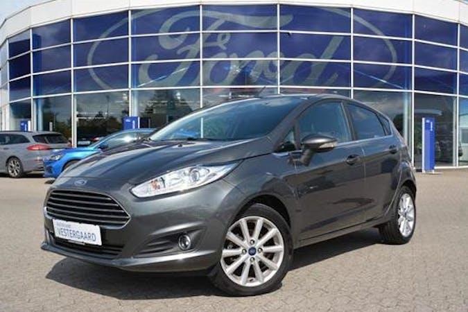 Billig billeje af Ford Fiesta nær 8220 Brabrand.