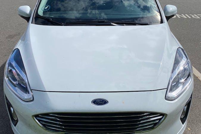 Billig billeje af Ford Fiesta med Isofix beslag nær 6000 Kolding.
