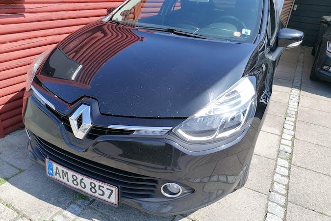 Billig billeje af Renault Clio nær 2650 Hvidovre.