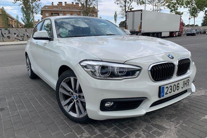 Alquiler barato de BMW 1 Series cerca de 28400 Collado Villalba.