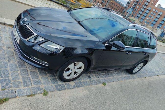 Billig billeje af Skoda Octavia med GPS nær 2860 Søborg.