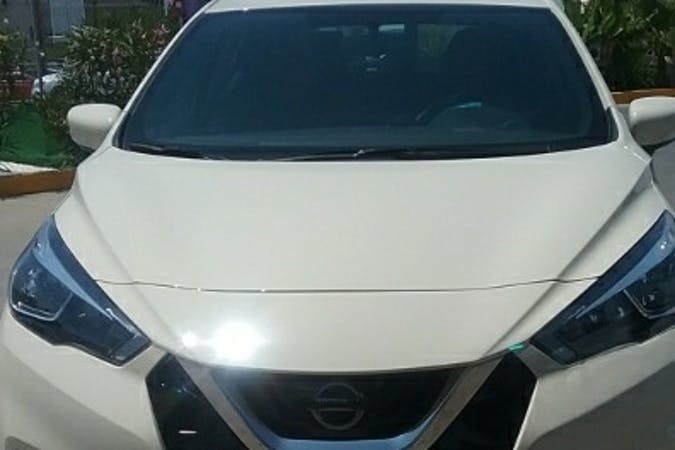 Alquiler barato de Nissan Micra cerca de 29780 Nerja.