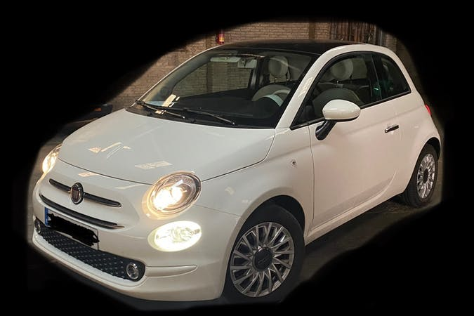 Alquiler barato de Fiat 500 cerca de 46910 .