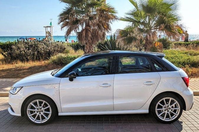 Alquiler barato de Audi A1 cerca de 07007 Palma.