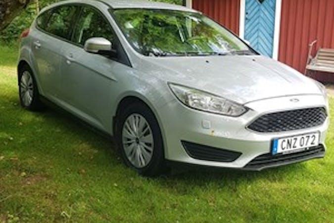 Billig biluthyrning av Ford Focus med GPS i närheten av 222 71 Klostergården.