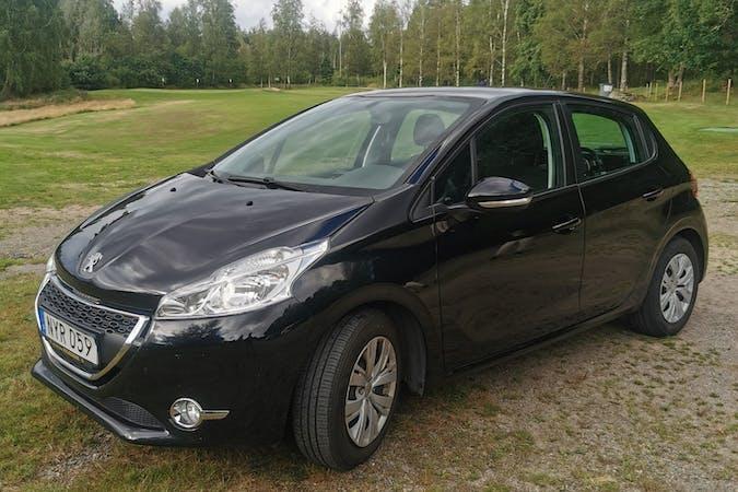 Billig biluthyrning av Peugeot 208 i närheten av 414 57 Majorna.