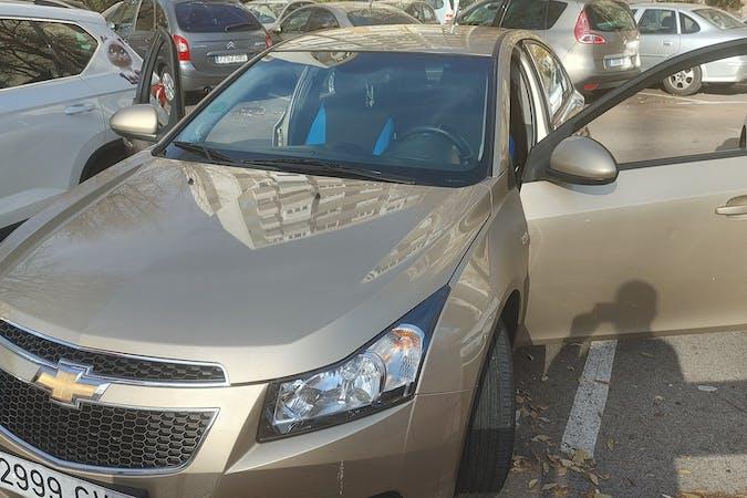 Alquiler barato de Chevrolet Cruze cerca de 28804 Alcalá de Henares.