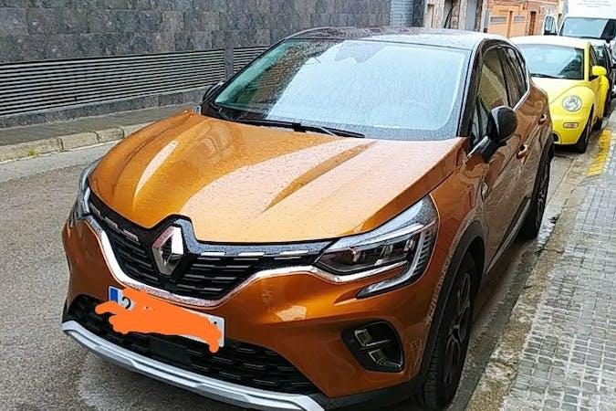Alquiler barato de Renault Captur cerca de 08227 Terrassa.