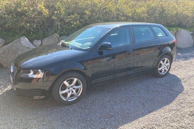 Billig billeje af Audi A3 Sportback nær 3790 Hasle.