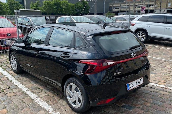 Billig billeje af Hyundai i20 med Bluetooth nær 9000 Aalborg.