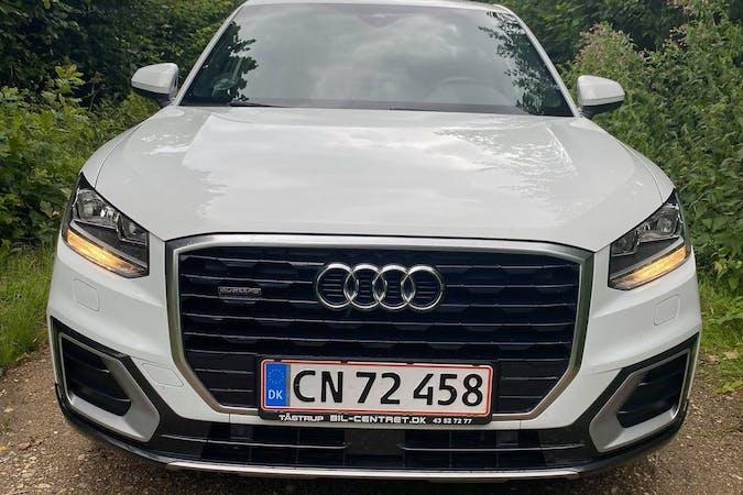 Billig billeje af Audi Q2 nær 7000 Fredericia.