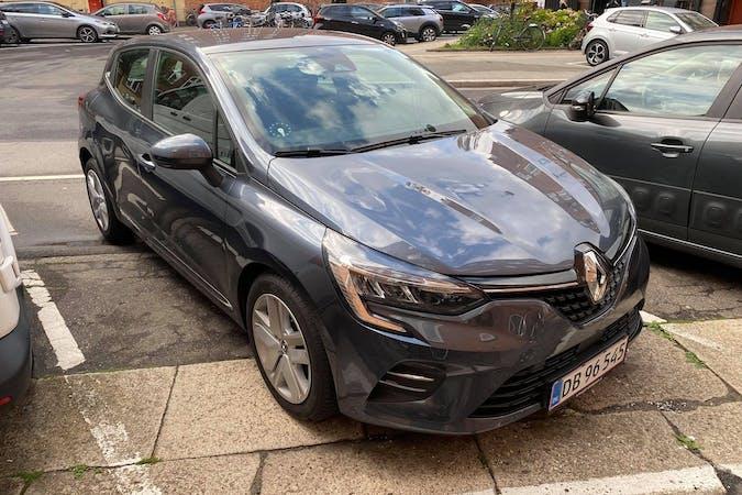 Billig billeje af Renault Clio med Isofix beslag nær 2300 København.