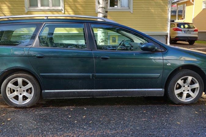 Citroën C5n lalpa vuokraus lähellä 90100 Oulu.