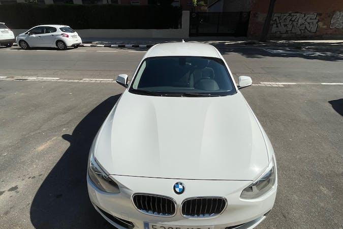 Alquiler barato de BMW 1 Series cerca de 46008 València.