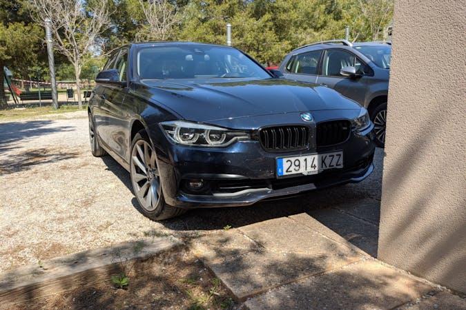Alquiler barato de BMW 3 Series con equipamiento GPS cerca de 07141 Es Pont d'Inca.