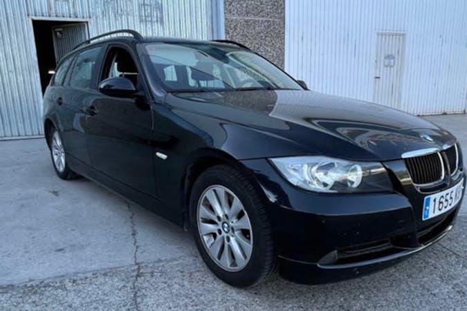 Alquiler barato de BMW 3 Series cerca de 25005 Lleida.