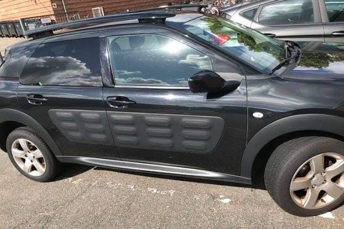 Billig billeje af Citroën C4 Cactus nær 5500 Middelfart.