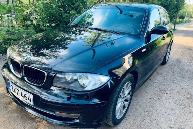 BMW 1 Seriesn lalpa vuokraus lähellä 02660 Espoo.