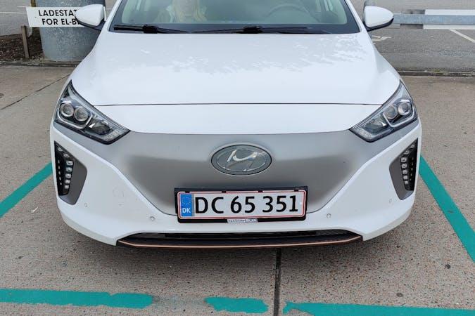 Billig billeje af Hyundai Ioniq med GPS nær 7200 Grindsted.