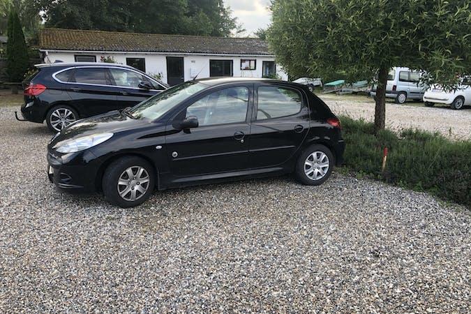 Billig billeje af Peugeot 206+ nær 8260 Viby J.