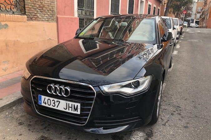 Alquiler barato de Audi A6 Allroad Quattro con equipamiento GPS cerca de 28045 Madrid.