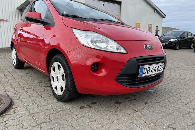 Billig billeje af Ford Ka nær 8200 Aarhus.