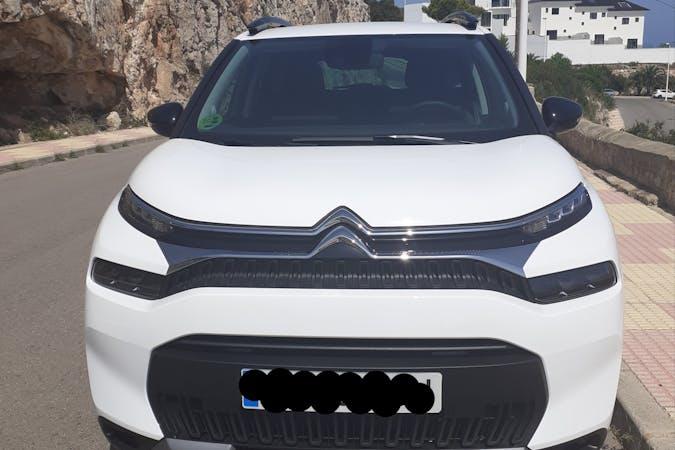 Alquiler barato de Citroën C3 Aircross cerca de 46408 Faro de Cullera.