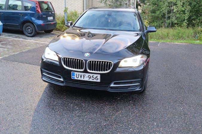 BMW 5 Seriesn halpa vuokraus GPSn kanssa lähellä 00770 Helsinki.