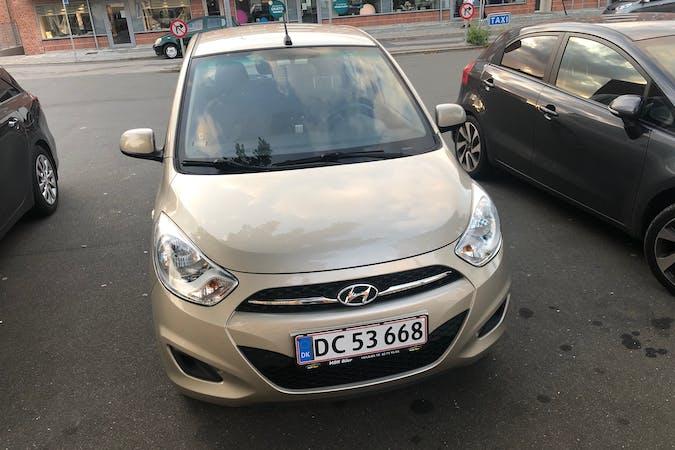 Billig billeje af Hyundai i10 nær 8700 Horsens.