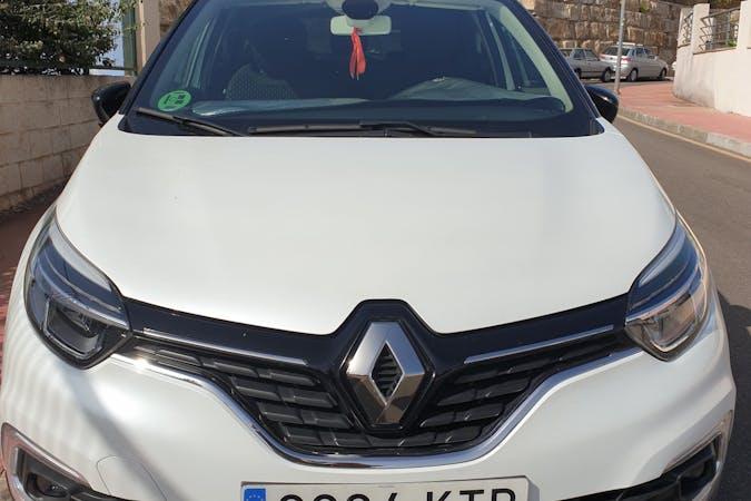 Alquiler barato de Renault Captur con equipamiento Fijaciones Isofix cerca de 29730 Rincón de la Victoria.