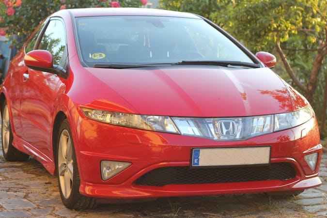 Alquiler barato de Honda Civic con equipamiento Fijaciones Isofix cerca de 28944 Fuenlabrada.