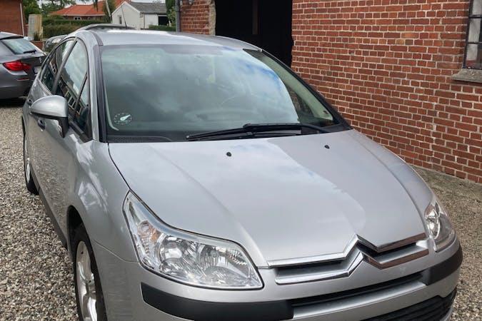 Billig billeje af Citroën C4 nær 5853 Ørbæk.