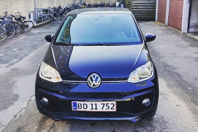 Billig billeje af Volkswagen UP! nær 2500 København.