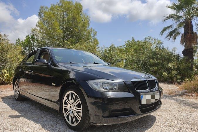 Alquiler barato de BMW 3 Series cerca de 29004 Málaga.