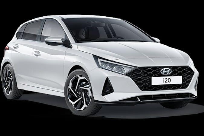 Billig billeje af Hyundai i20 med GPS nær 8220 Brabrand.