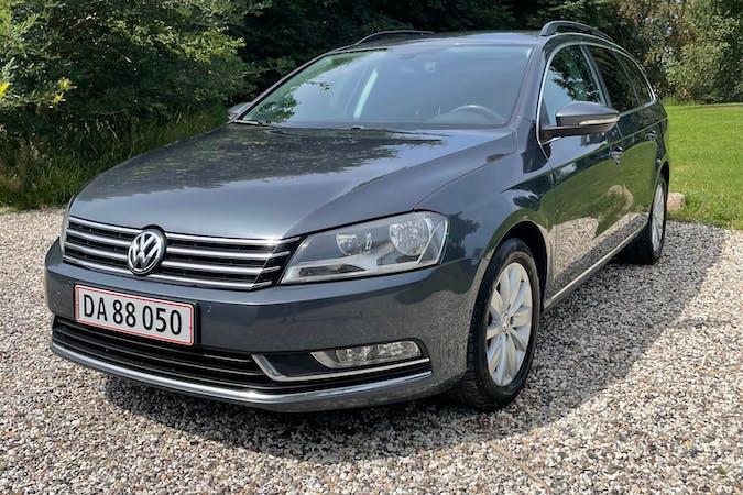 Billig billeje af Volkswagen Passat nær  Kongens Lyngby.