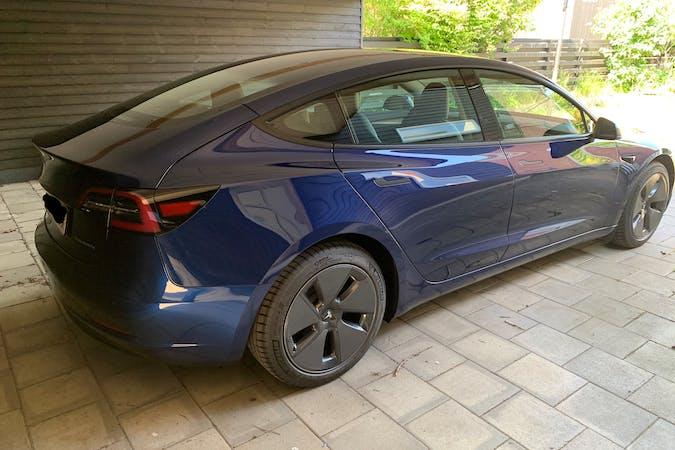 Billig billeje af Tesla Model 3 nær 6000 Kolding.