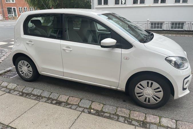 Billig billeje af Volkswagen UP! nær 5700 Svendborg.