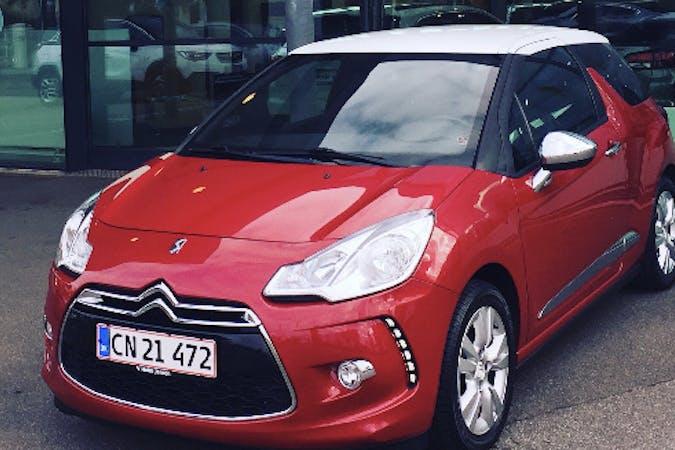 Billig billeje af Citroën DS3 nær 5230 Odense.