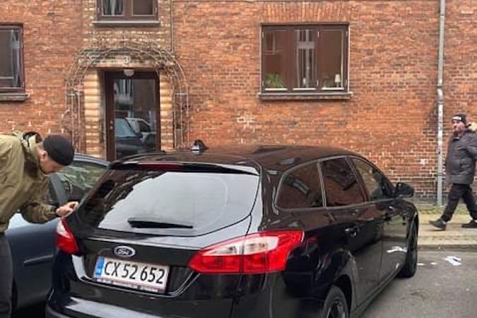 Billig billeje af Ford Focus med Bluetooth nær 2200 København.