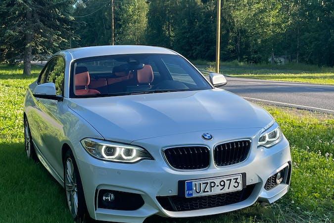 BMW 2 Seriesn lalpa vuokraus lähellä 90100 Oulu.