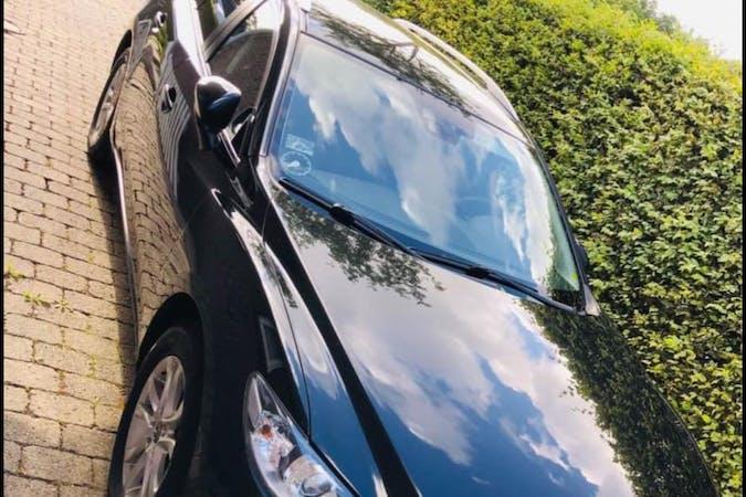 Billig billeje af Mazda 6 med GPS nær 7100 Vejle.