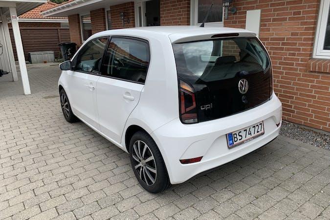 Billig billeje af Volkswagen UP! med Isofix beslag nær 2625 Vallensbæk.