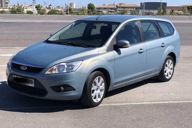 Alquiler barato de Ford Focus cerca de 29651 Las Lagunas de Mijas.