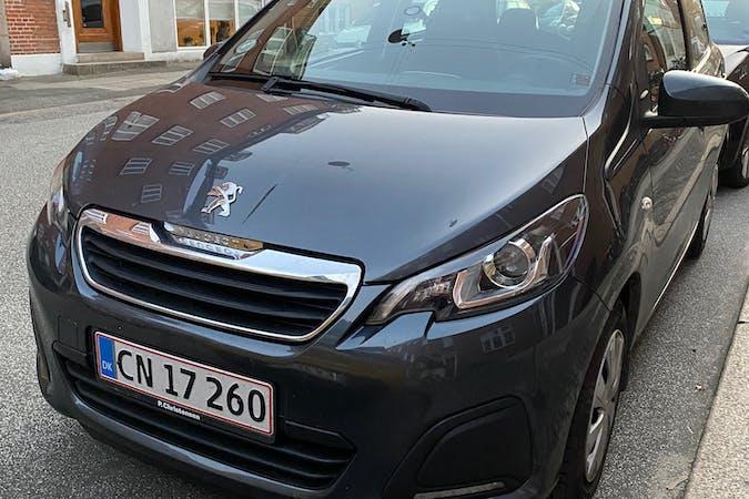Billig billeje af Peugeot 108 nær 8240 Risskov.